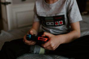 jeux vidéo vidéoprojecteur