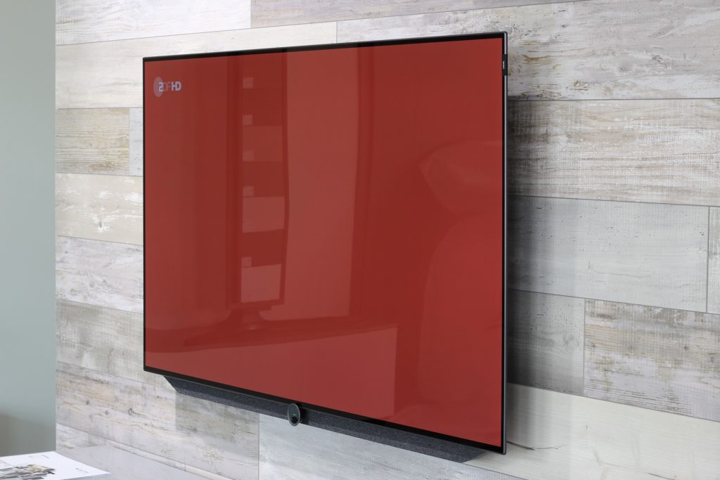 vidéoprojection télévision