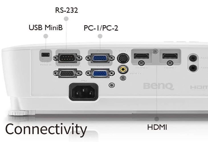 videoprojecteur BenQ MH535