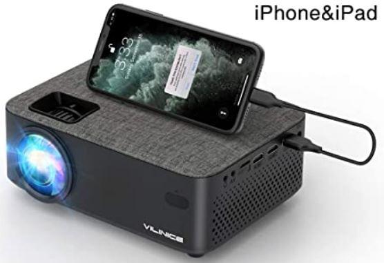 videoprojecteur adapté iphone